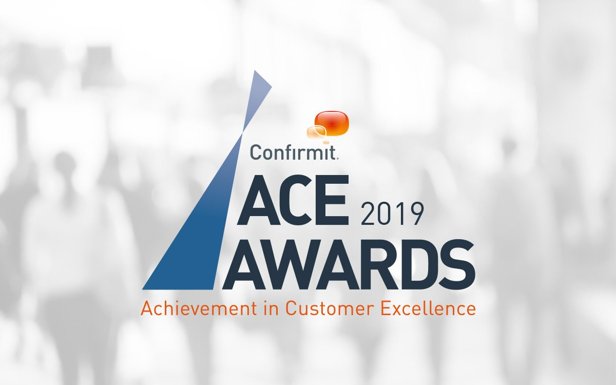 ACE Awards Logo for 2019