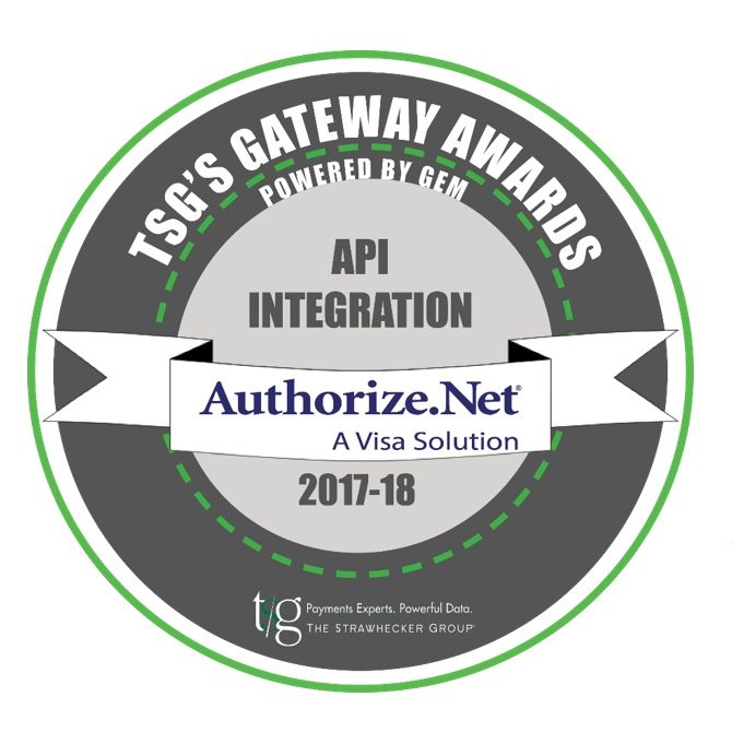 TSG Award for API Integration